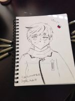 [TRADITIONAL] APH Russia by Kankokuoshi
