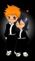 IchiRuki - Ichigo's Reason by sweetamia