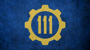 FALLOUT: Vault 111 by okiir