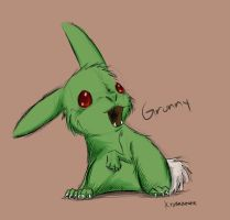 Grunny by kidbrainer