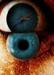 The Compass Eye by belez