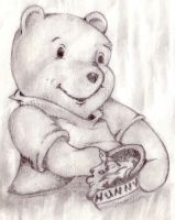 Pooh. by noxart