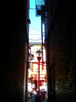 My Town Has Narrow Spaces by Doctor-Honesty