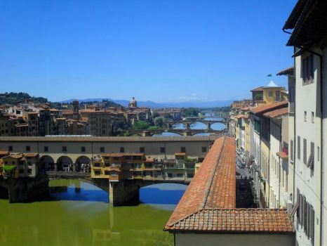 Florence - Italy by beckahroo