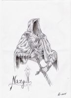 Nazgul by nowiamhere