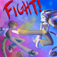 98 Dream Match by UnderneathYourBed