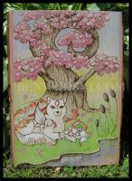 Okami: The Sun and Son by benwhoski