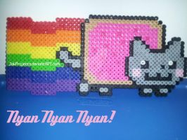 Nyan Cat by JakProjects