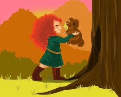 PKMN Trainer Merida by LolaSwanson