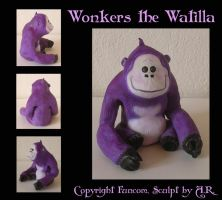Wonkers The Watilla by AprilRyan