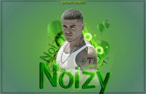 Noizy OTR Wallpaper by emartworks