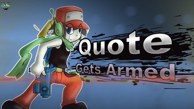 Quote Gets Armed by GamefreakDX