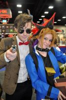 YUGI AND DR WHO by DrGengar