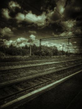 view from the train window... by marjorie1206