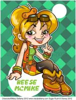 Sugar Rush Reese McMike by MaryBellamy