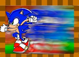 Sonic: Feel The Speed. by Segavenom