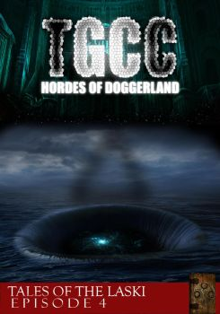 Hordes of Doggerland (cover) by mappalazarou