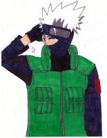 Kakashi Hatake by TeamMinato