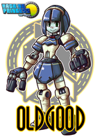 MachinePrincess:OLDGOOD by sarikyou