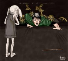 I Order You To Leave by slytherinfiend