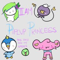 i am PIPLUP PRINCESS by Piplup-Princess