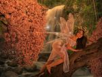 Fairy Fall... by tndrhrtd37