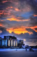 HDR Florida Sunset by Bonvallet