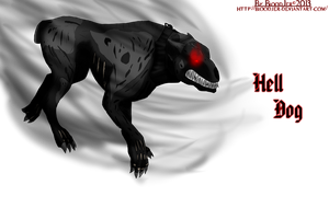 Hell Dog by Bloodjer