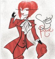 Madame Red by The-Virgo-Fairy