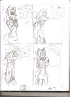 Random Adventure Comic pg 1 by Django90