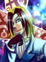 Nougami Neuro by Zaru-Jinze