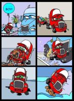 Meet the Truckers, part three by Nevuela