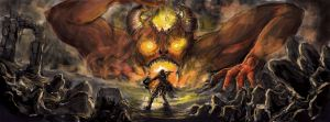 Diablo III - Confrontation by Silberius