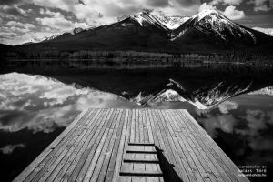 tranquility BW by torobala