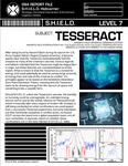S.H.I.E.L.D. Tesseract File Sheet by viperaviator