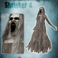 Shrieker 4 by zememz