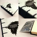 Game of Thrones Belgian Journal - Stark by GatzBcn
