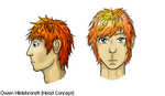 Owen (Head Shot Concept) by KyuubiNight