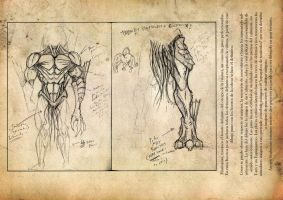 Cthulhu- Concept art 10 by FallenAngelOmega