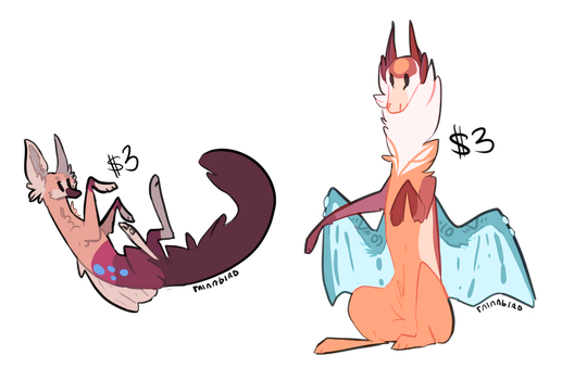 ADOPTS [CLOSED] by blissbird