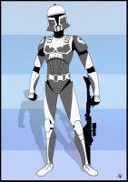 Clone Trooper by Todd-the-fox