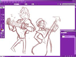 MOST EPIC WIP by BechnoKid