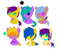 Foals for RhymeReason by Siph0n