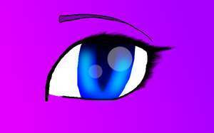 Clever's eye by CleverDragoness01