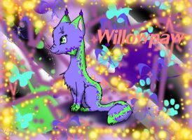Willowpaw by Sahirathedragoness