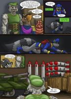 Sly Cooper: Thief of Virtue Page 247 by ConnorDavidson