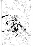 bloodrayne rage inks by deemonproductions