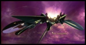 Sky Assassin by UchihaSteven
