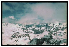 Snow and Clouds VII by Yoth81