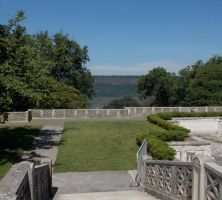 The Palisades and Hudson River in Yonkers, NY 1 by Bizee1